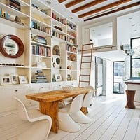 Four Story Townhouse With Very Cosy Interior Design ? 5th Street by TBHC DigsDi
