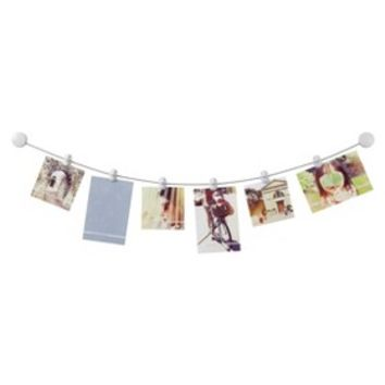 Umbra Loft Multiple Image Frame Photoline - Black