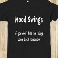 Funny Mood Swing T Shirt