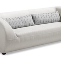 Zuo Modern - Event Beige Sofa w/Gray Pattern - 900037