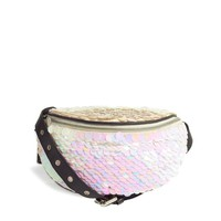 ASOS | ASOS Bumbag With Large Sequins at ASOS