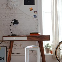 Assembly Home Contrast Drawer Desk - Urban Outfitters