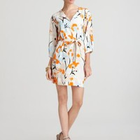 DIANE von FURSTENBERG Printed Dress - Julieta | Bloomingdale's