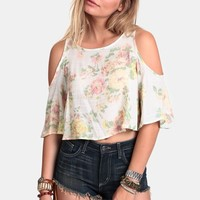 Garden Haze Crop Top