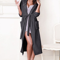 Plush Fleece Long Robe - Victoria's Secret