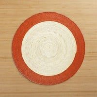 Tropical Palm Spice Trim Placemat