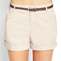 Easy Chino Shorts