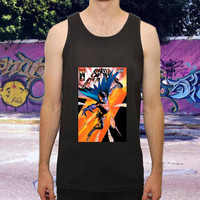 Battle of the Planets for men,women,tank top