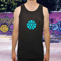 Reactor Glow In The Dark for men,women,tank top