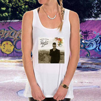 Panic at the Disco,Spencer smith,brendon urie for men,women,tank top