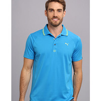 PUMA Golf Cat Jacquard Polo