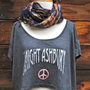 Modern Hippie Loose Crop Top