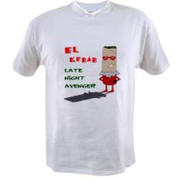El Kebab - Late Night Avenger T-Shirt> El Kebab - Late Night Avenger> Another Round of Beer Designs