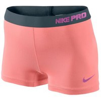 "Nike Pro 2.5"" Compression Shorts - Women's at Lady Foot Locker"