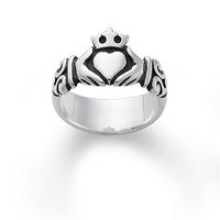 Adorned Claddagh Ring | James Avery