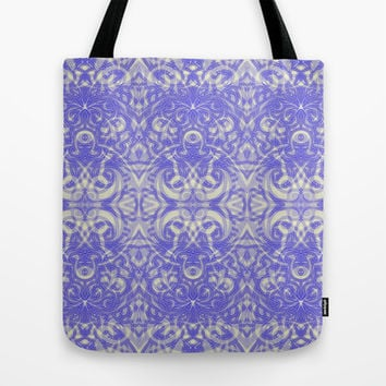 Indian style G31 Tote Bag by MedusArt