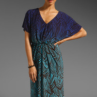 TRINA TURK Yamika Dress in Kashmir Turquoise at Revolve Clothing - Free Shipping!