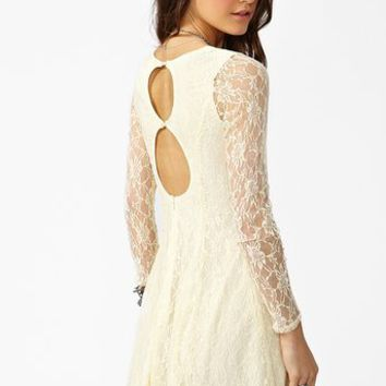 Juliet Lace Dress in  Clothes at Nasty Gal