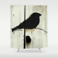 Early Bird - JUSTART © Shower Curtain by JUSTART  * Syl *