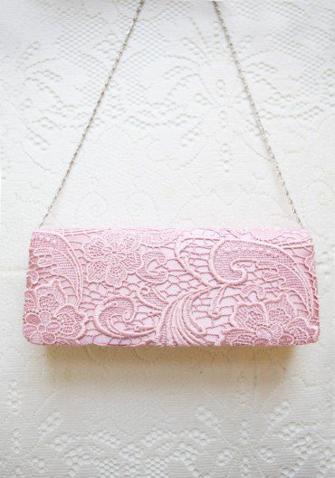 Lady Rose Convertible Clutch | Modern Vintage Purses