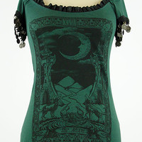 Gypsy Jingle Tarot Tee | PLASTICLAND