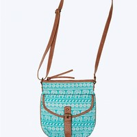 Elephant Trail Crossbody