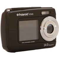 Walmart: Polaroid iF045 14.1 MP 5x Zoom Dual Screen Waterproof Digital Camera (Available in multiple colors)