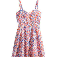 H&M - Cotton Dress -