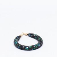 Totokaelo - Peppercotton Thick Bracelet - $248.00