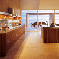 Fitted kitchen TIME by Snaidero | design Lucci Orlandini Design