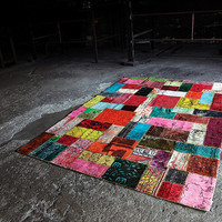 Bright Multi Colored Rugs by Miinu | Home Decorating Trends Magazine