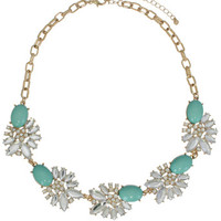 Beguiling Crystals Necklace