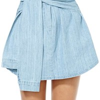 Nasty Gal Up in Arms Skirt