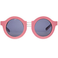 The Jackson Sunglasses in Pink