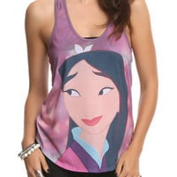 Disney Mulan Girls Tank Top