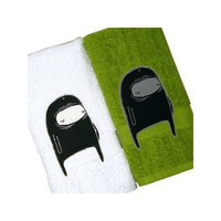 Parskid Ninja Hand Towel - Pod Person
