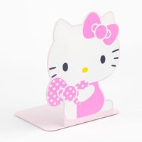 Hello Kitty Bookend: Pink Bow