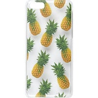 Clear Skinnydip pineapple iPhone 5C case - phone / tablet cases - bags / purses - women