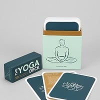 Yoga Positions Card Set - Urban Outfitters