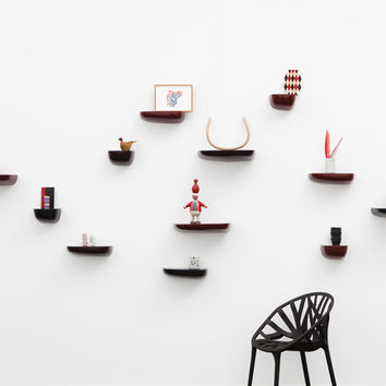 corniche wall shelf