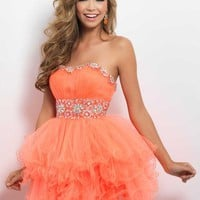 Blush 9664 at Prom Dress Shop