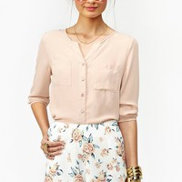 Summer Rose Shorts  in  Clothes at Nasty Gal