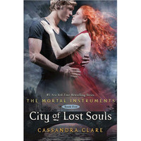 City of Lost Souls (Mortal Instruments) Book 5 signed by Cassandra Clare-Books of Wonder