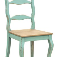 Aqua Marine Dining Chair | Sweetpea & Willow