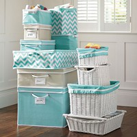 Store-It Canvas Bin Collection
