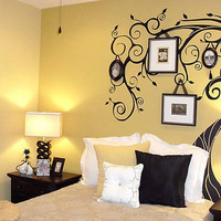 Vinyl Wall Decal Tree Wall Sticker