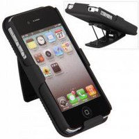 Rotate Belt Clip Holster Hard Case Cover for iPhone 4 4G 4s