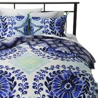 Boho Boutique™ Haze Reversible Duvet Cover Set