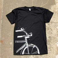 Big Cruiser Bike Graphic Tshirt by everbrite on Etsy