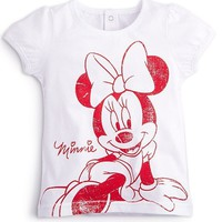 Minnie Mouse Kids Tee from AliceANDCamilla
